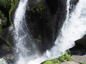 竜宮滝小滝