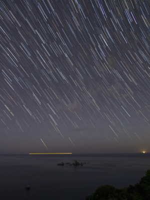 大ヶ瀬と星流し