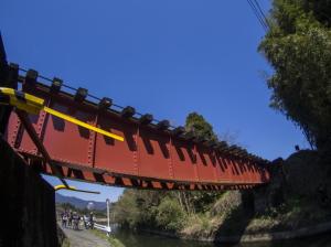鉄道遺産めぐり