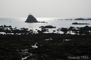 牛ノ浜の鳥居